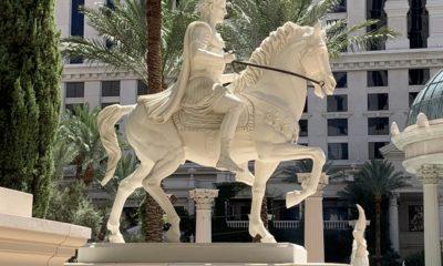 JULIUS CAESAR RETURNING FROM VICTORY