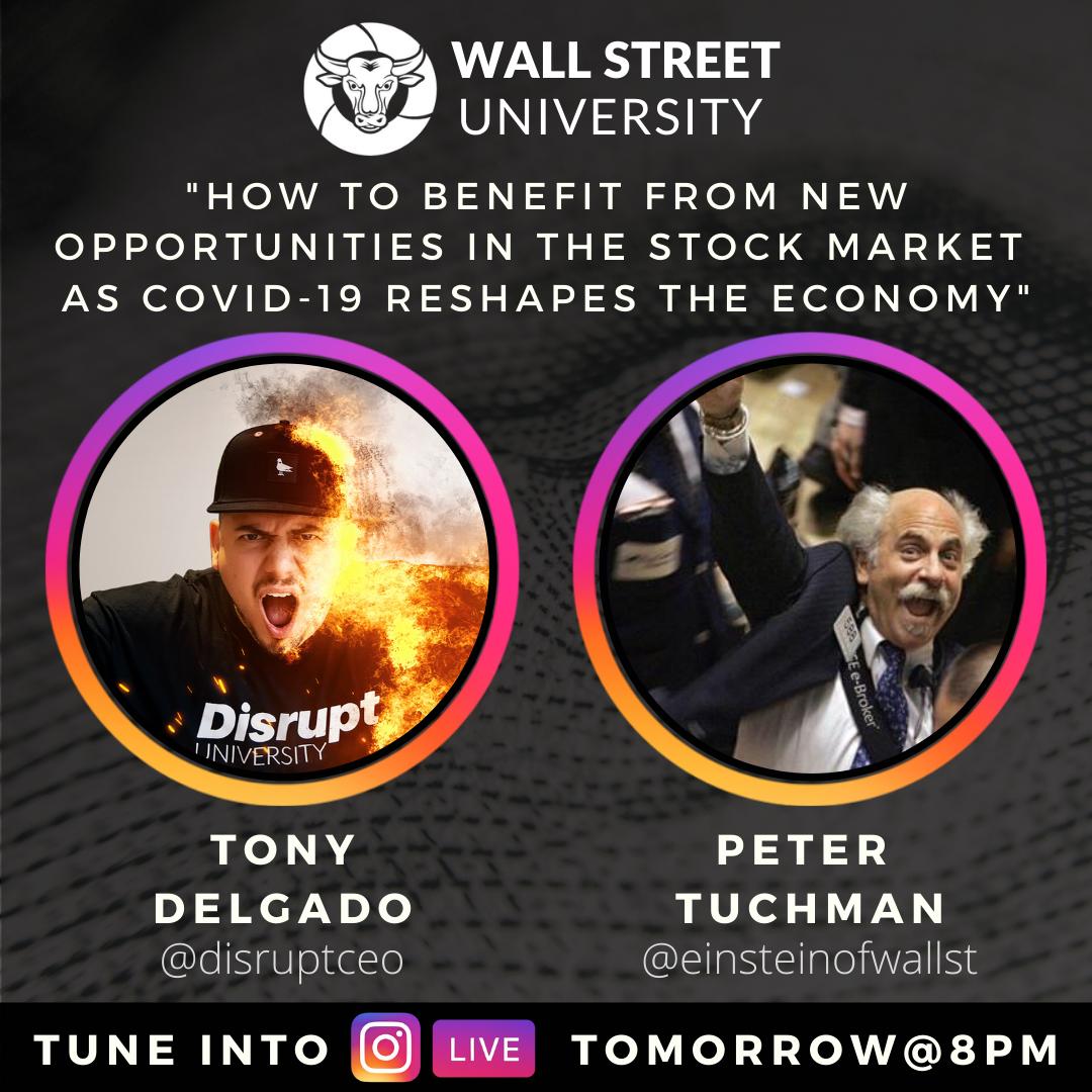 Become A Disrupt Trader
