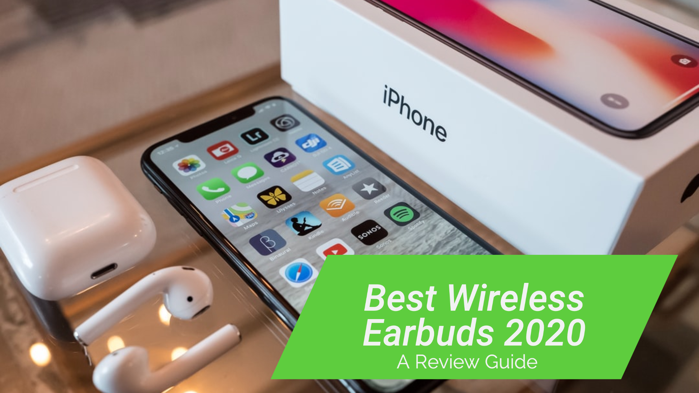 Best Wireless Earbuds 2020