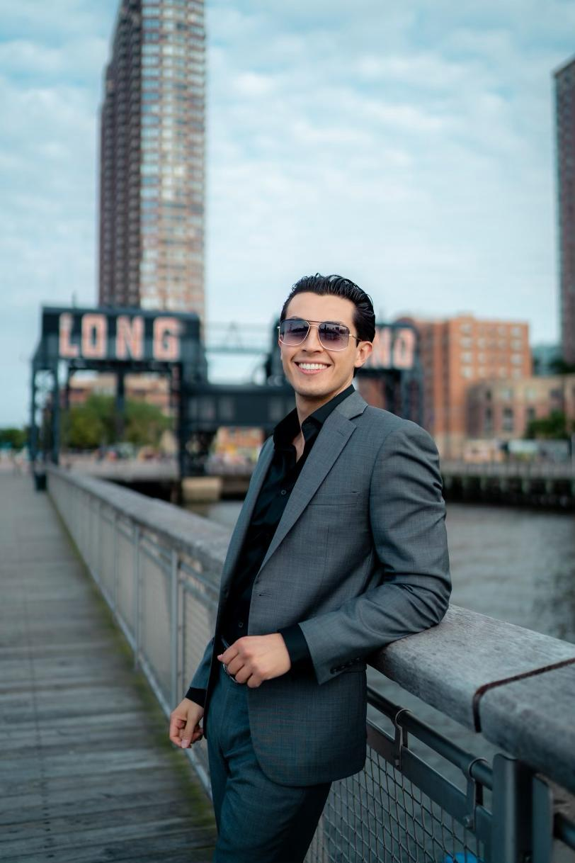 How A Book Changed NY's #1 Real Estate Agent Juan Carlos Barreneche's View of Life