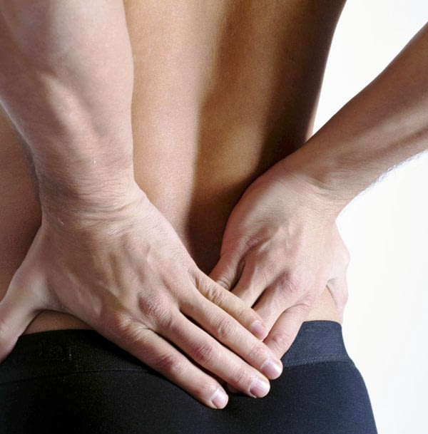 How Electro Muscle Stimulation (EMS) Helps with Chronic Back Pains