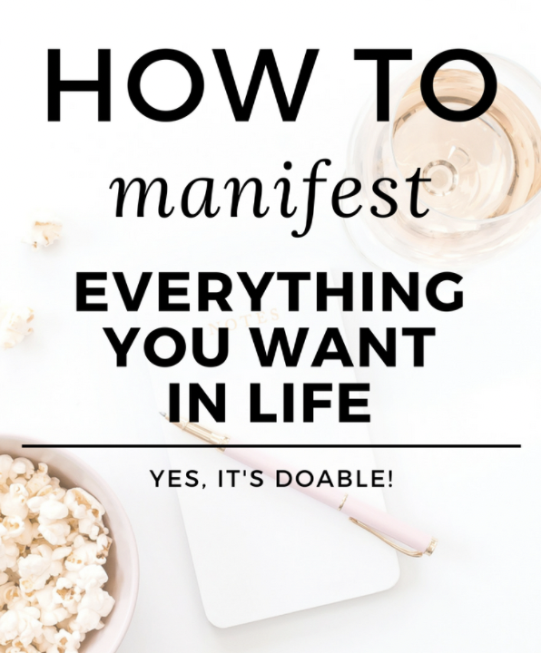 How to Manifest Your Goals & Dreams