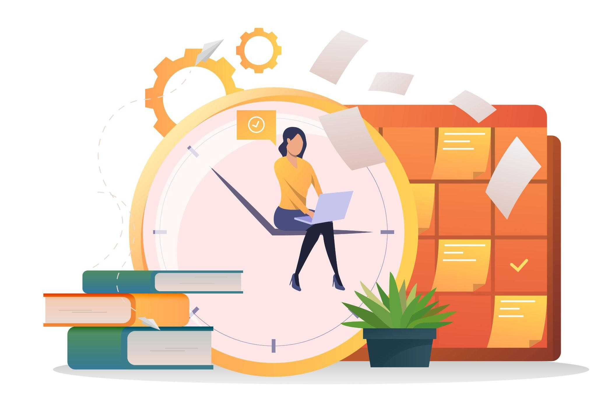Time Tracking benefits
